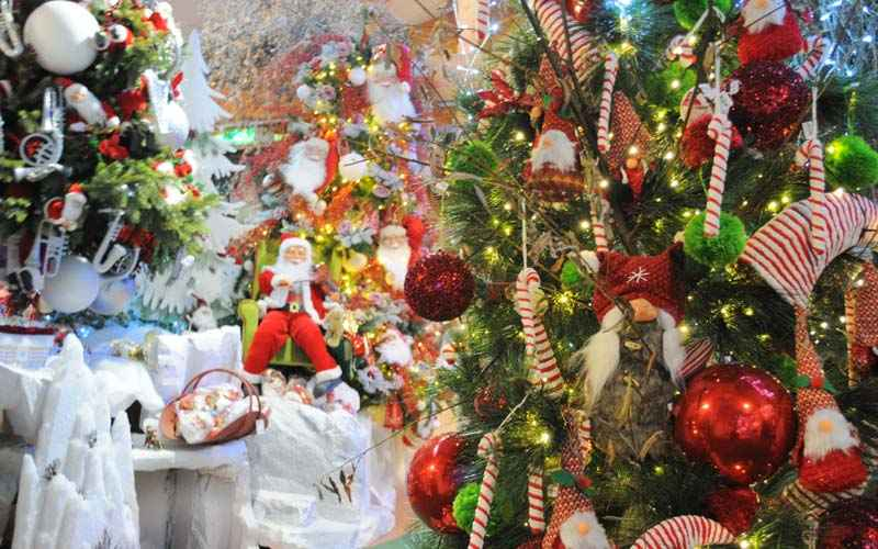 Villaggio Natale.Villaggio Natale Sinflora Villaggio Natale Bologna