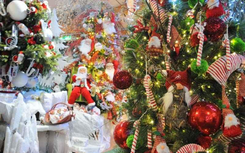 Immagine Di Natale Foto.Villaggio Natale Sinflora Villaggio Natale Bologna