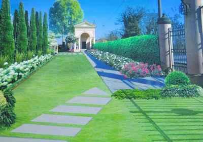 Arredo Giardino Bologna E Provincia.Progettazione Giardini Progettazione Giardino Progettazione